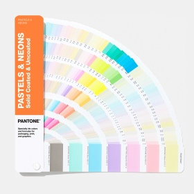 粉彩色 & 霓虹色 ― 光面銅版紙 & 膠版紙