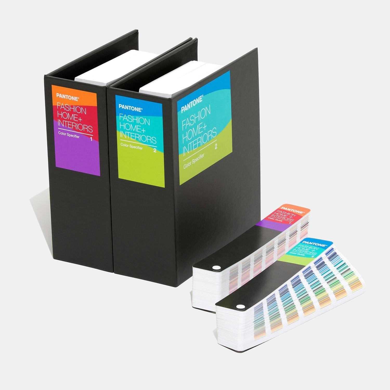 TPG色彩手冊及指南套裝